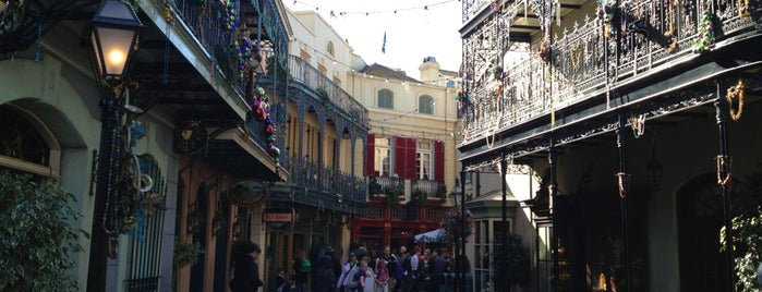 New Orleans Square is one of Disneyland Fun!!!.
