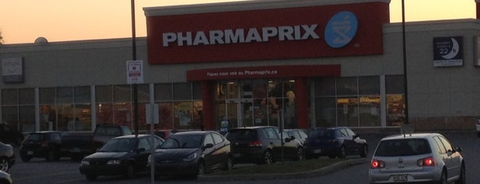 Pharmaprix is one of Gatineau, Qc.