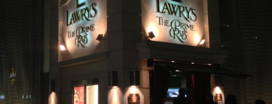 Lawry's The Prime Rib is one of Top picks for Restaurants.