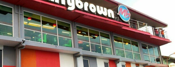 MarryBrown is one of International Business Chains.
