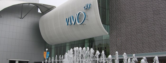 VivoCity is one of Must-visit Malls in Singapore.