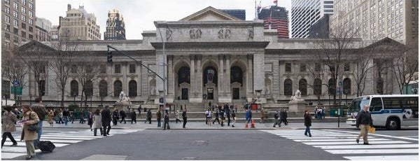 New York Public Library is one of A New York City Minute! #NYCmustsee4sq.