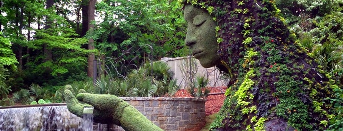 Atlanta Botanical Garden is one of Must-visit Performing Arts Venues in Atlanta.