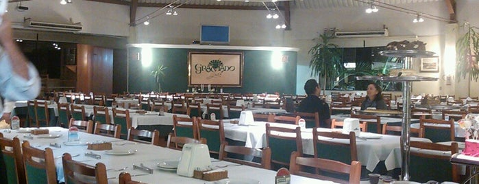 Gramado Grill is one of Restaurante.
