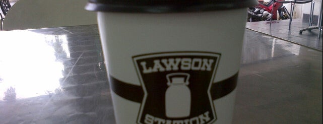 Lawson is one of Must-visit Convenience Stores in Jakarta.