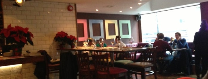 Moo Grill is one of Restos favoris.