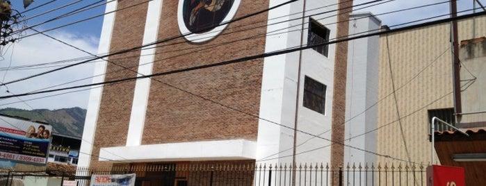 Paróquia Sagrado Coração de Jesus is one of Vicariato Oeste [West].