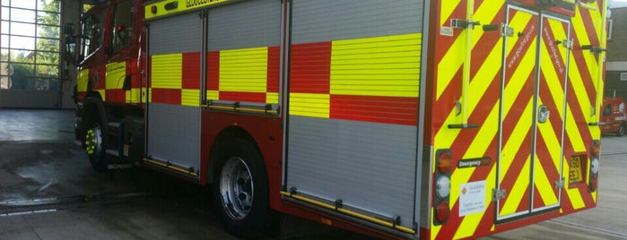 Cheltenham East Community Fire & Rescue Station is one of Glos Fire & Rescue.