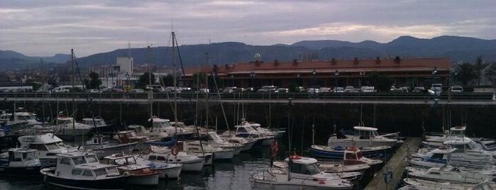 Puerto Deportivo is one of let's get Bilbao's badge (Spain) #4sqCities.
