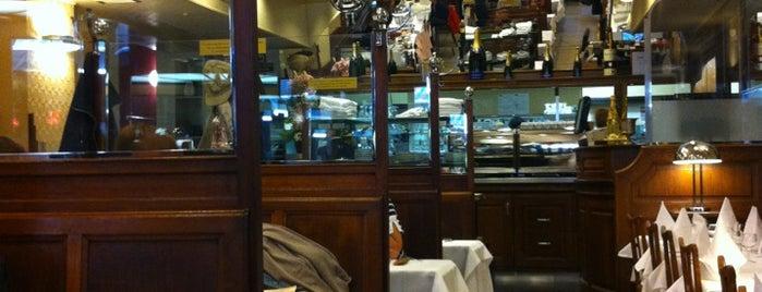 Aux Armes de Bruxelles is one of Belgian food in Brussels.