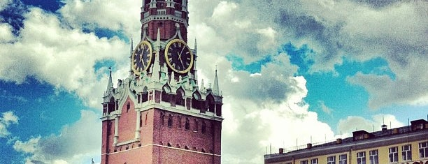 Красная площадь / Red Square is one of Last visit 2012.