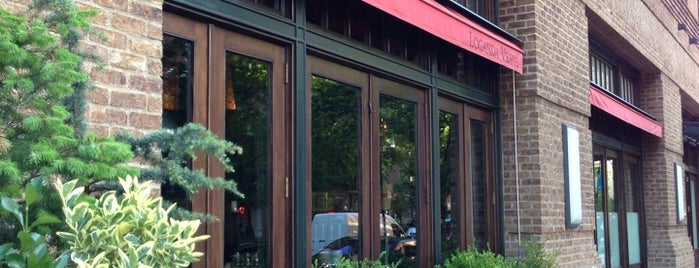 Locanda Verde is one of NY eats.