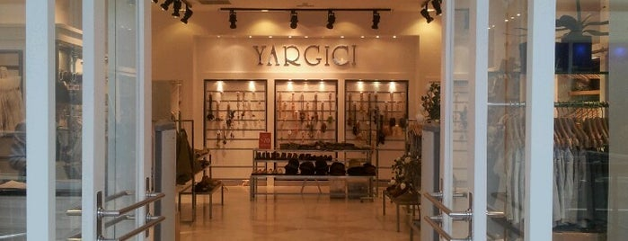 Yargıcı is one of Shopping.
