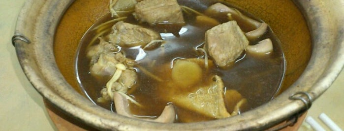 Brother Bak Kut Teh (兄弟肉骨茶) is one of ?8.