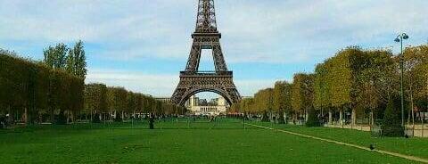 Marsfeld is one of Paris, FR.
