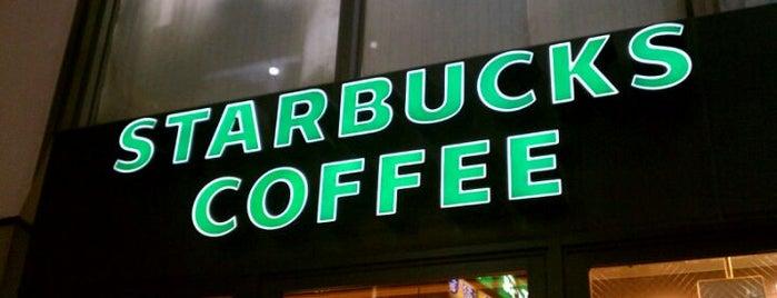 Starbucks Coffee 代々木店 is one of Starbucks Coffee (東京23区:千代田・中央・港以外).