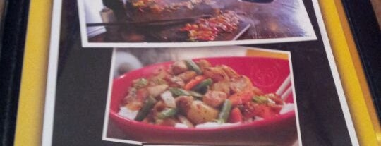 Genghis Grill is one of Places I Need to Eat!.