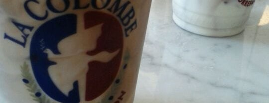 La Colombe Torrefaction is one of Best coffee. Period..