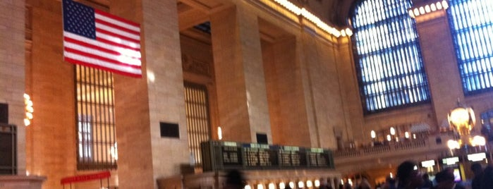 New York Public Library - Grand Central is one of New York Public Libraries.