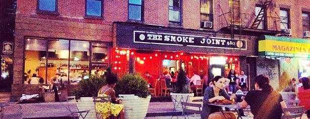 The Smoke Joint is one of BBQ-To-Do List.