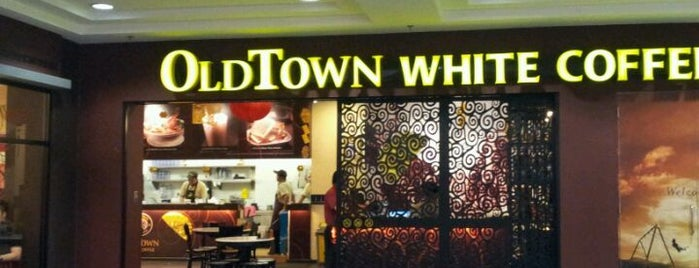 OldTown White Coffee is one of TO DO SOON.
