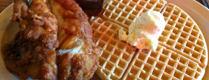 Roscoe's House of Chicken and Waffles is one of Peewee's Big Ass South Florida Food Adventure!.
