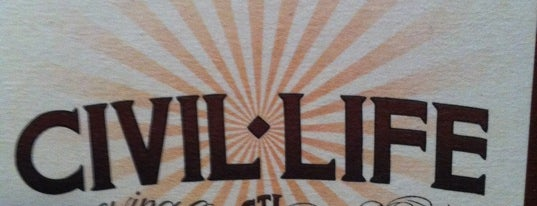 The Civil Life Brewing Co. is one of St. Louis brewpubs.