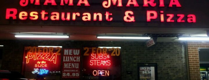 Mama Marias is one of Kent County Spots.