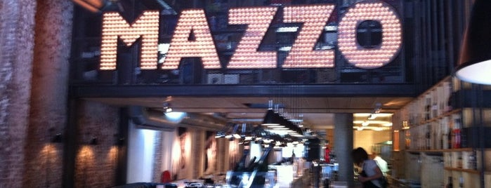 Mazzo is one of My favorites in Amsterdam.