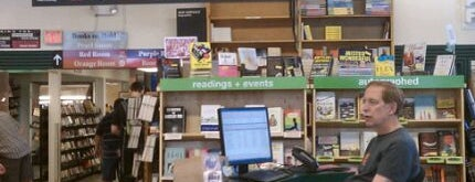 Powell's City of Books is one of DPP's PDX.