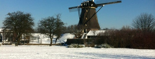 Stommeermolen is one of Dutch Mills - North 1/2.