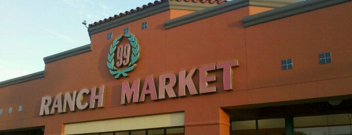 99 Ranch Market (大華超級市場) is one of Los Angeles.