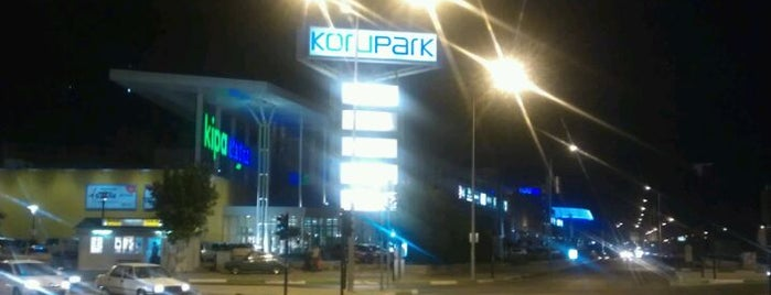 Korupark is one of Guide to Bursa's best spots.