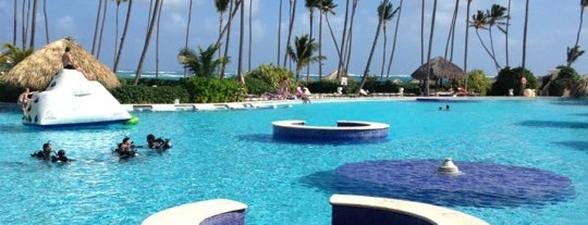 Paradisus Palma Real Resort is one of This is my list - MOSS.