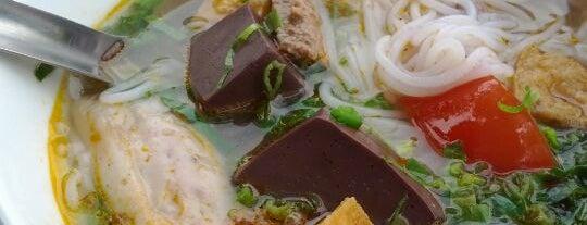 Bun Riêu Cây Xoài is one of Đồ ăn sài gòn.