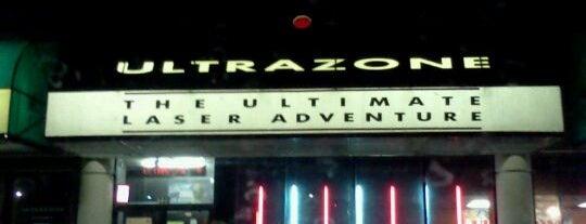 Ultrazone is one of Philadelphia Neighborhoods & Suburbs.