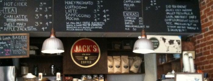 Jack's Stir Brew Coffee is one of GEMS.