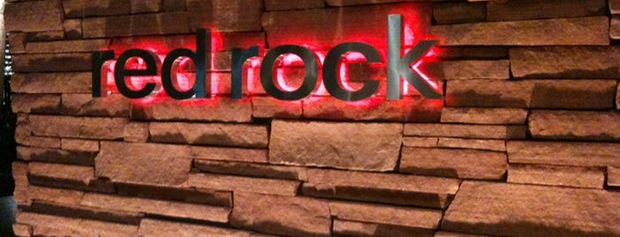 Red Rock Casino Resort & Spa is one of CASINOS.