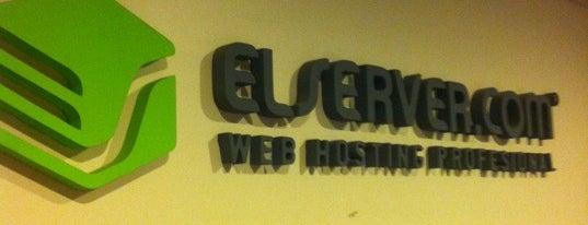 ELSERVER.COM HQ is one of Empresas de Tecnología.