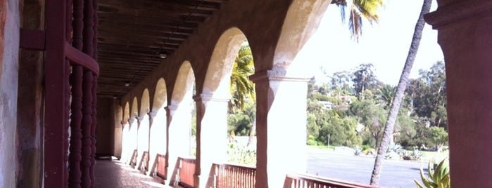 Old Mission Santa Barbara is one of All-Time Favourite Places.