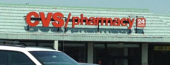 CVS Pharmacy is one of Secaucus.