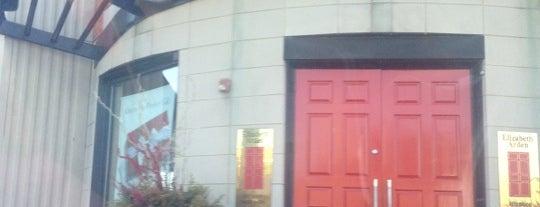 Elizabeth Arden Red Door Spa is one of Potential Vendors.
