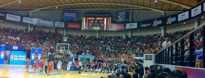 Deteksi Basket League is one of Sparkling Surabaya.