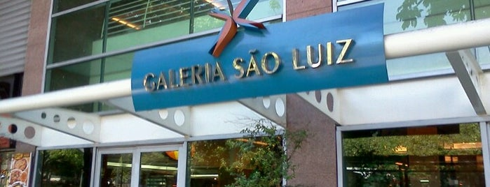 Galeria São Luiz is one of Shopping Center.