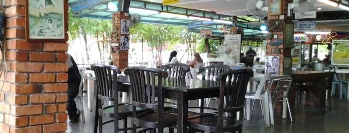 Kafe Kopi O Kampung is one of makan sedap.