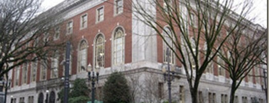 Multnomah County Library - Central is one of Multnomah County Libraries.