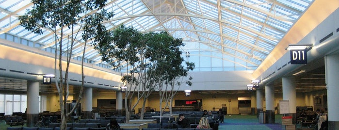 Portland International Airport (PDX) is one of Quick list.