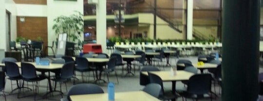 Oakton Community College Cafeteria is one of cafet.