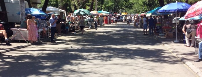 Староконный рынок / Starokonnyy market is one of Top 10 favorites places in Одесса, Ukraine.