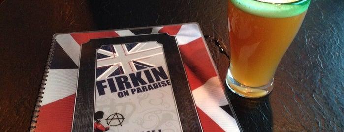Firkin on Paradise is one of Las Vegas City Guide.